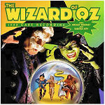 Cover of cast recording for The Wizard of Oz on Tour