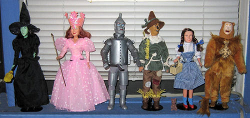 Images of my Wizard of Oz Collection