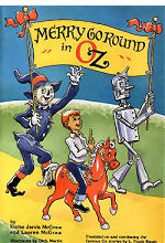 Merry Go Round in Oz Cover