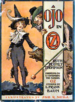 Ojo in Oz Cover