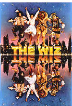 Theatrical poster for The Wiz
