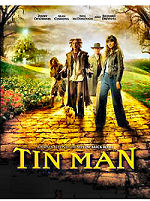 Poster for the Tin Man (TV miniseries)