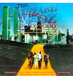 Cover for soundtrack of The Wizard of Oz in Concert:Dreams Come True