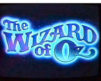Logo for The Wizard of Oz animated series.
