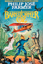 A Barnstormer in Oz Cover