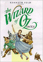 Poster for Wizard of Oz on Ice