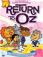 Cover for Return to Oz DVD