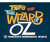 Logo for Tales of The Wizard of Oz